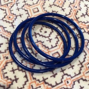 Jewelry - Set of Blue Bracelets